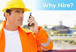 The Benefits of Hiring Two Way Radio Equipment