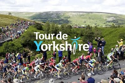 DCS 2 Way Provides Radios to Tour de Yorkshire