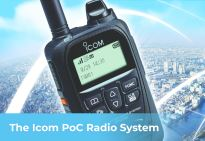 Why Hire the Icom PoC Radio System?