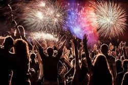 Two Way Radio Hire for Fireworks Displays & Bonfire Night