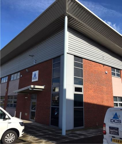 DCS 2 Way Radio Relocates to New Premises