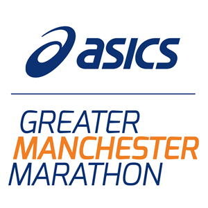 Logo for Greater Manchester Marathon